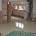 Floor Screeding Project In Norfolk