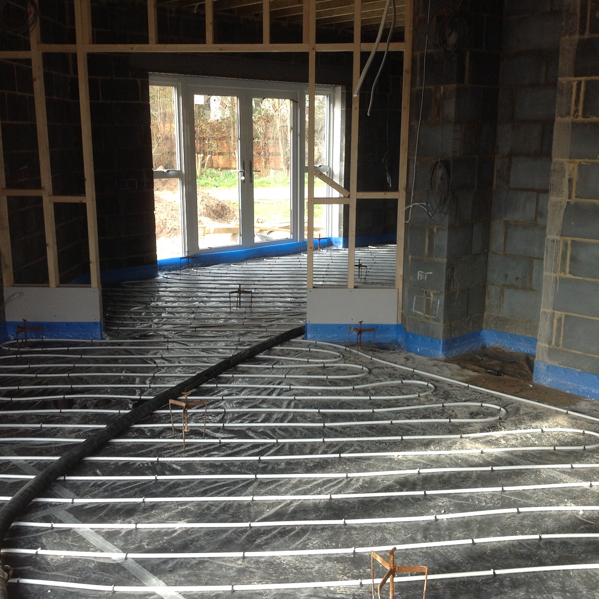 Floor Screeding Contractors Norfolk
